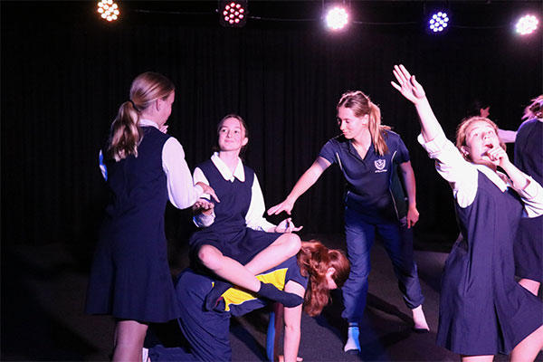 St Clare's College Waverley Co-curricular Drama